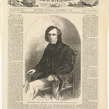 US Supreme Court Justice Taney