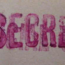 secret stamp by RestrictedData on Flickr