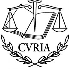 CJEU Curia Logo