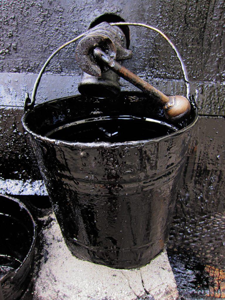 for a ha'pworth of tar